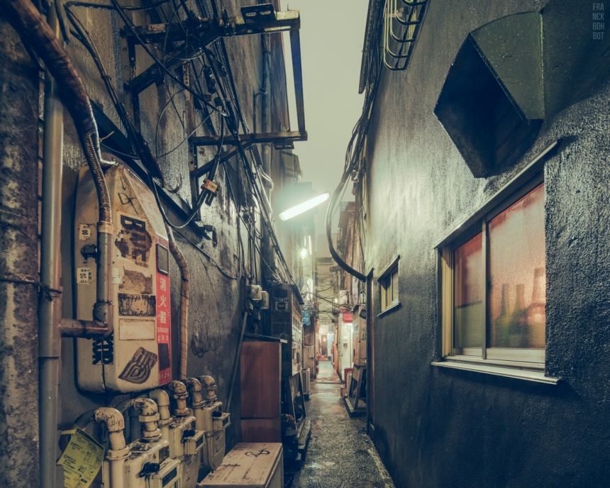«Токийский шёпот» от Франка Бохбота