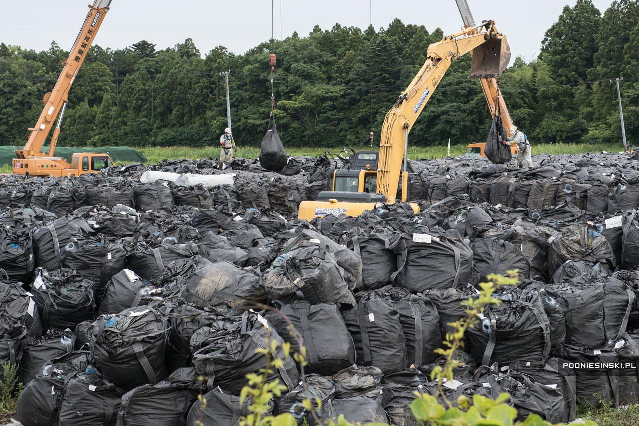Фотографии зоны отчуждения Фукусимы.
