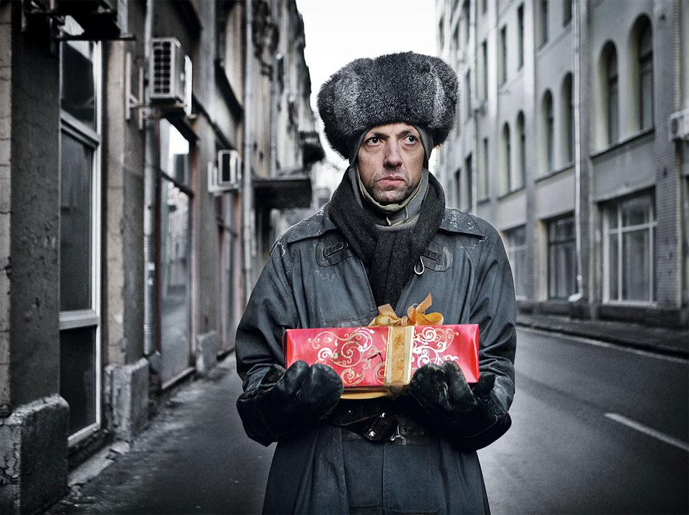Сюрреалистичные фотографии России.