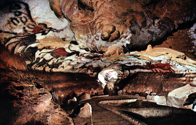 Пещера Ласко. Франция