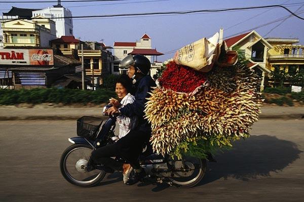 Удивительный Вьетнам глазами фотографа Ханса Кемпа