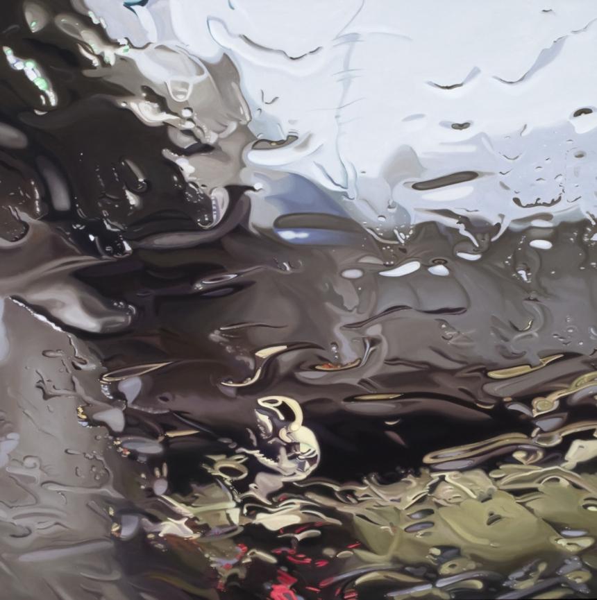 Гиперреалистичная живопись, Грегори Тилкер, Gregory Thielker