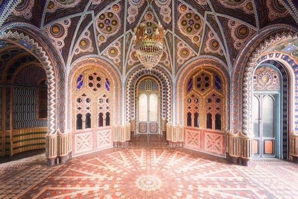 Саммеццано — красивейший замок Италии