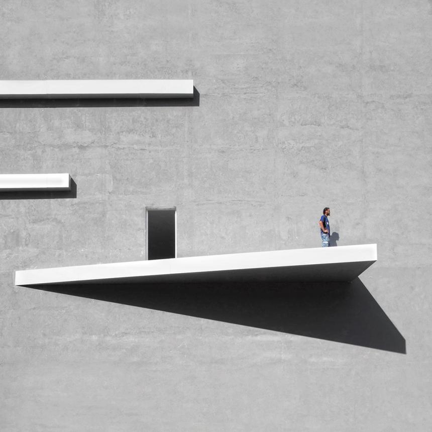 Бейрут, минимализм, Серг Наджар