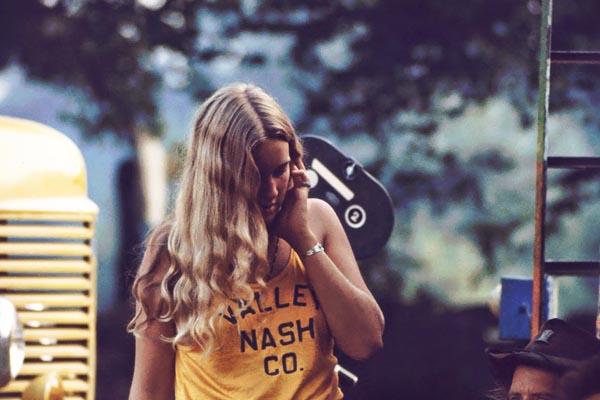 Яркие девушки рок-фестиваля Вудсток 1969