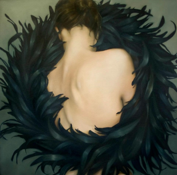 Чувственность женской натуры в работах Эми Джадд