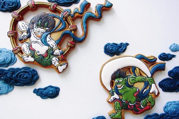 Кондитерский шик от японской художницы Чихиро Огура