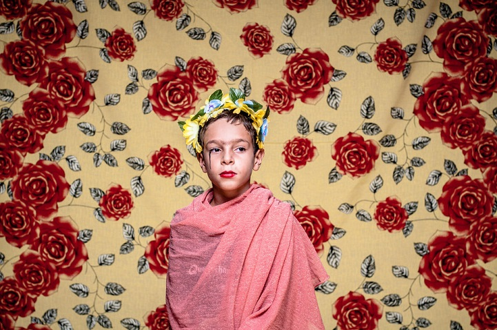 Фотопроект «Все могут быть Фридой»