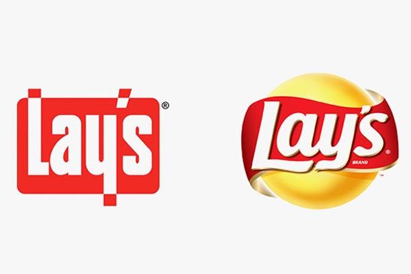 Логотипы известных брендов тогда и сейчас