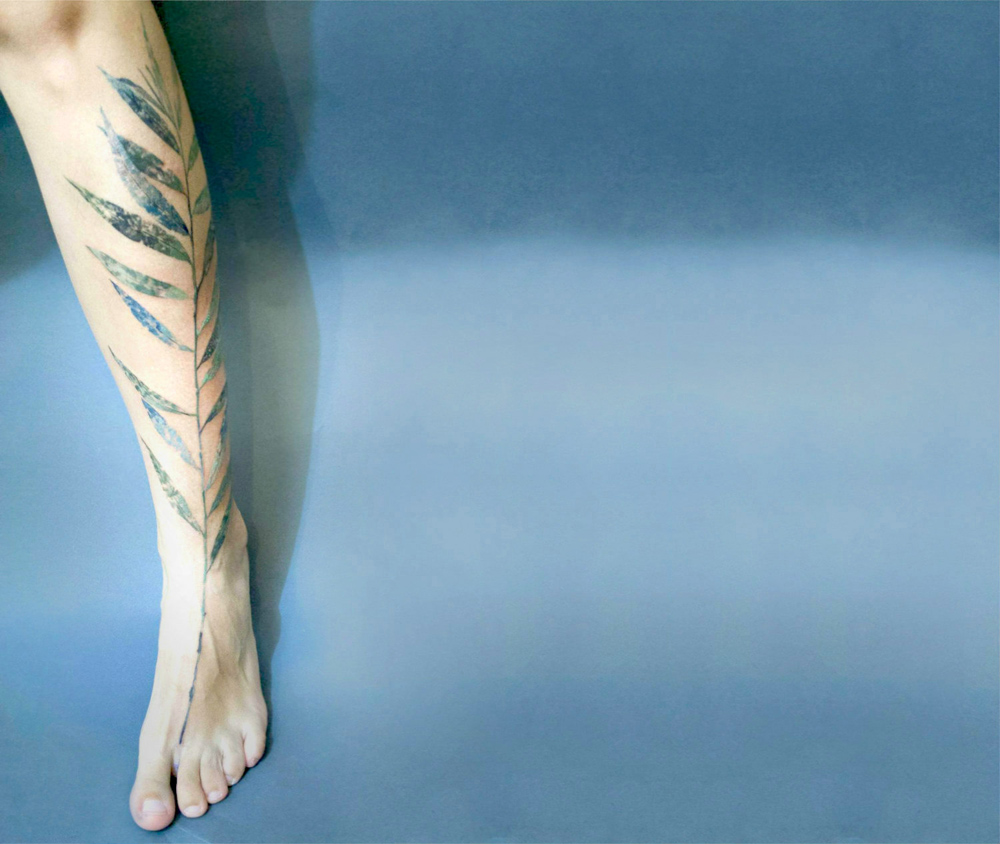 Эксклюзивные татуировки от Рит Кит.