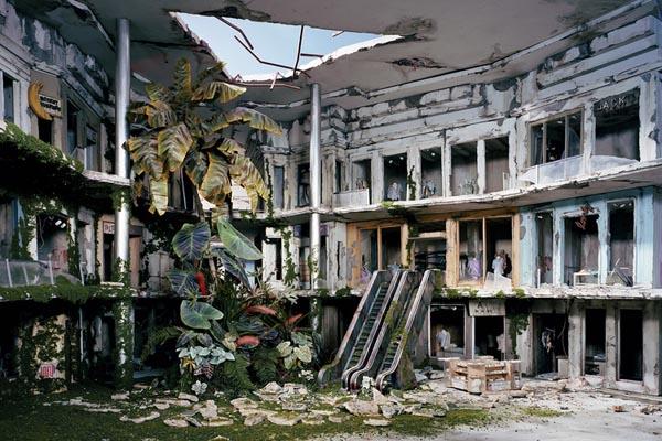 Жизнь после апокалипсиса: впечатляющие диорамы Лори Никс