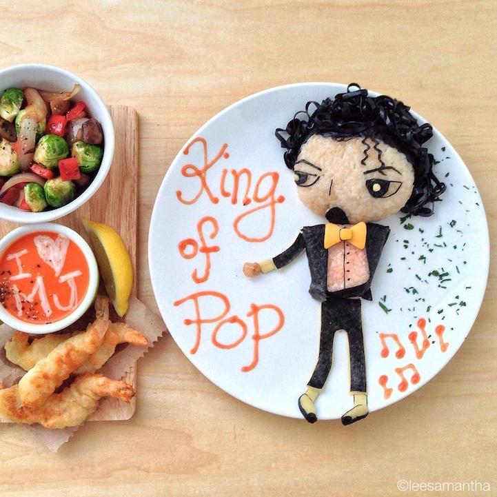 Вдохновляющая кулинария от Саманты Ли (Samantha Lee).