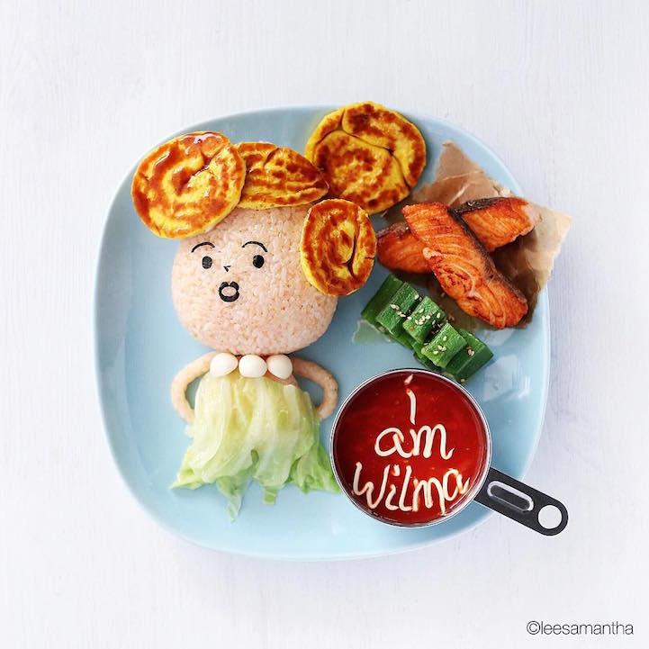 Кулинария от Саманты Ли