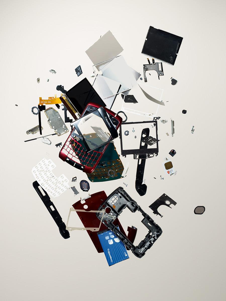 разобранные предметы быта, Тодд МакЛеллан, Todd McLellan, Things Come Apart