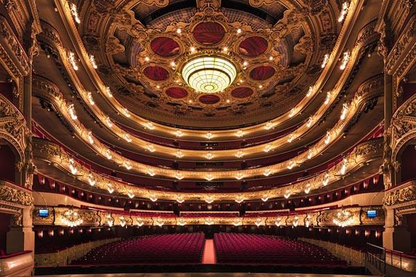 Выразительная симметрия концертных залов Франции