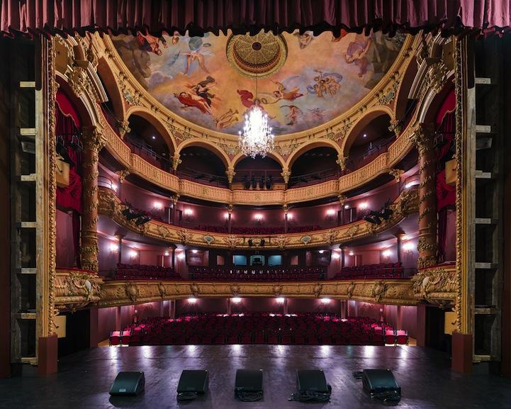 Концертные залы Франции, Фотограф, Жиль Алонсо, Gilles Alonso