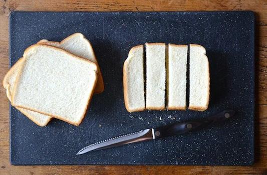 Рецепт хлебных палочек в яйце