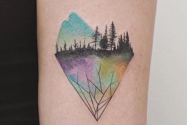 Гибридные татуировки от Джаспера Андреса