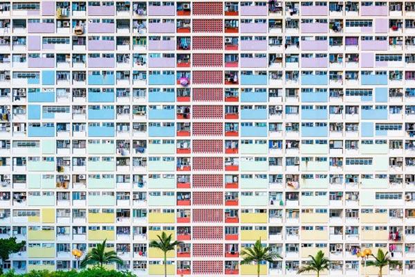 Красота в простоте: городская жизнь в фотографиях Алекса Галмину