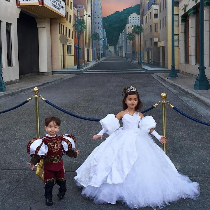 папа-модельер, наряды для всей семьи, Нефи Гарсия, Nephi Garcia