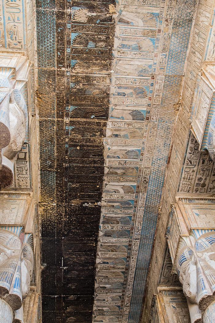 Египетский храм Хатхор