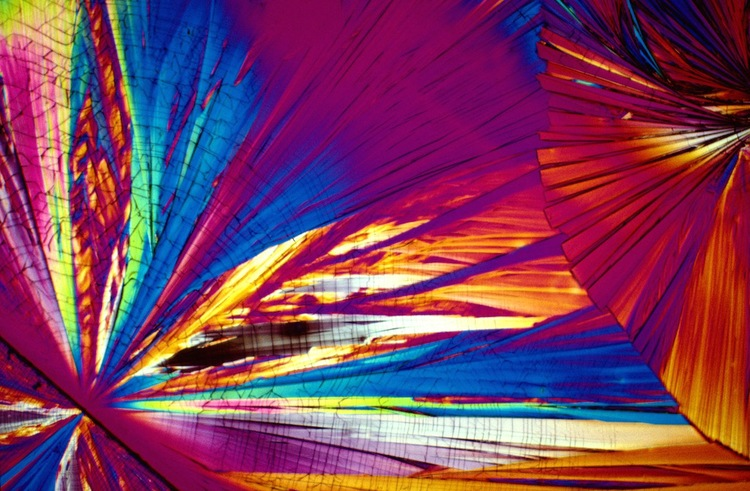 фотографии алкоголя под микроскопом