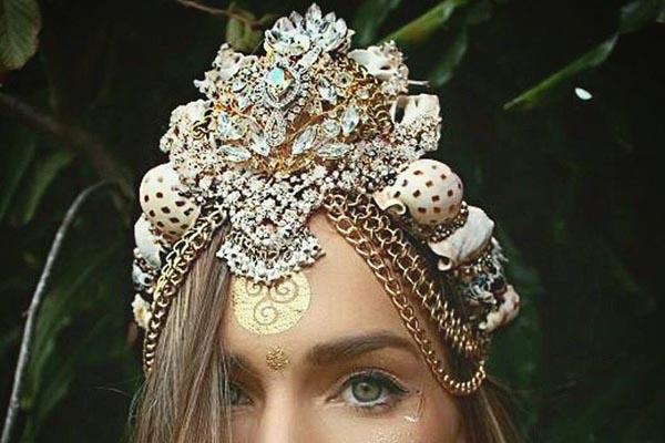 Сказочные головные уборы от Челси Шилс