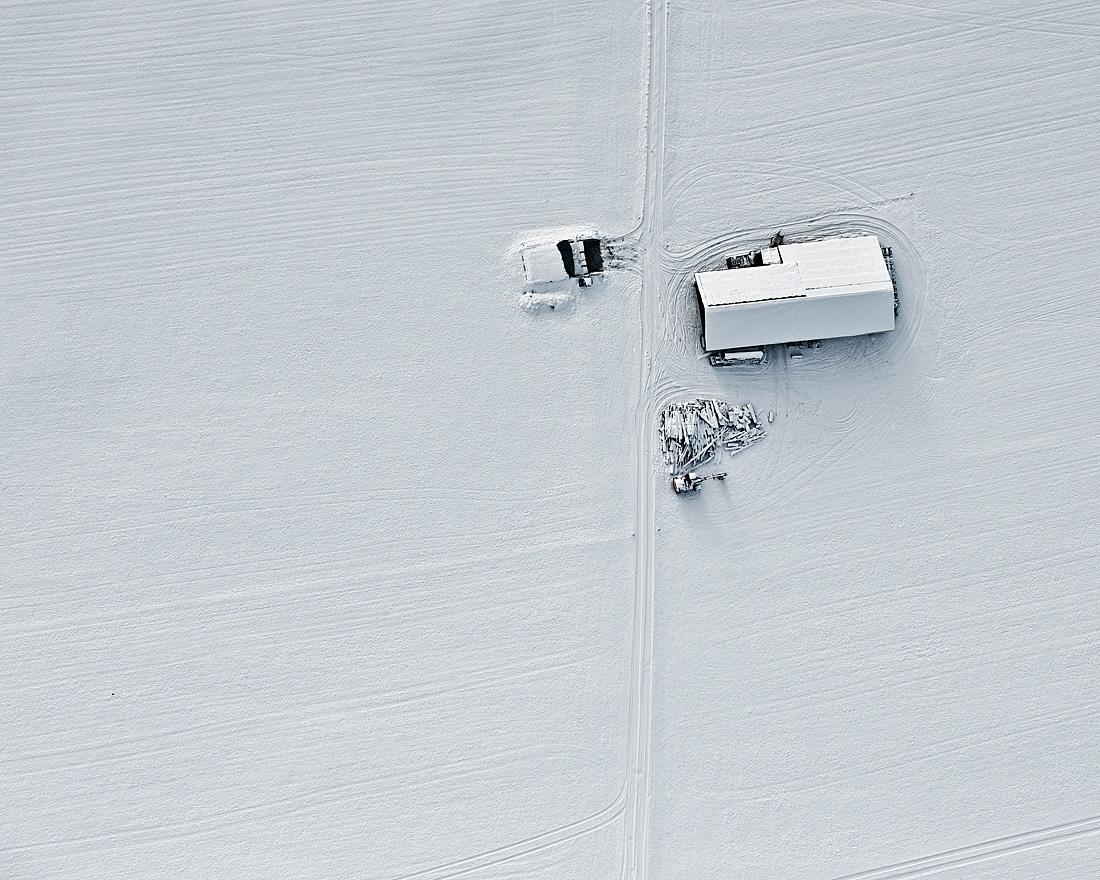 Аэрофотосъёмка от Бернхарда Ланга (Bernhard Lang).