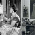Как выглядели рабочие места знаменитых художников