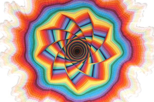 Игра цветов: красочные скульптуры Джен Старк