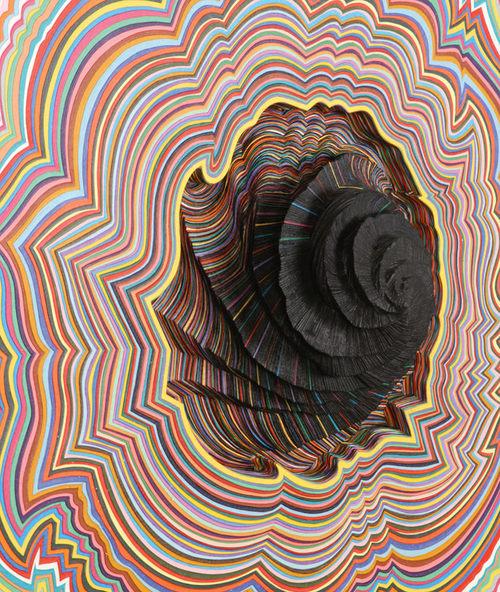 скульптуры, Джен Старк, Jen Stark