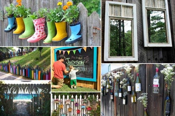 20 креативных идей для вашего сада
