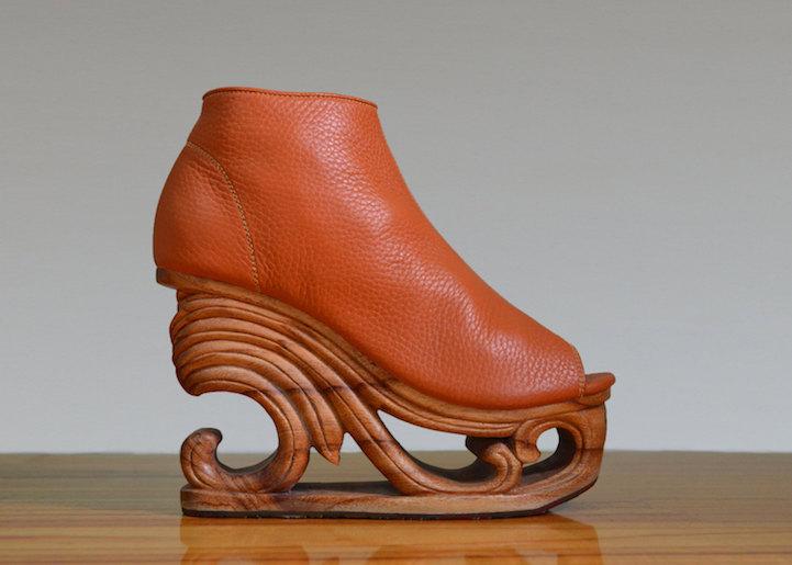обувь от дизайнера, ЛанВу Нгуен, LanVy Nguyen, Fashion4Freedom