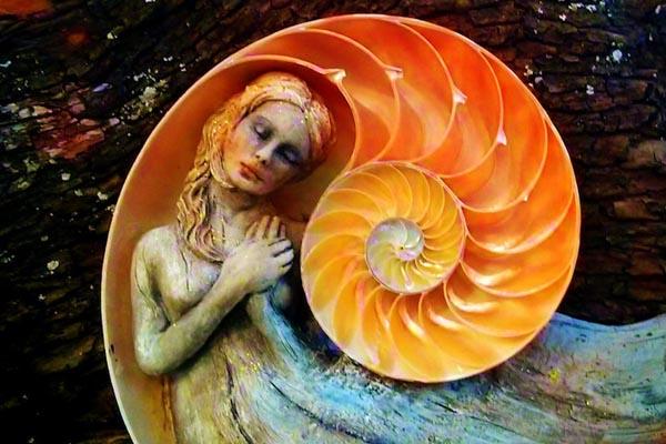 Необыкновенные скульптуры Дебры Бернье