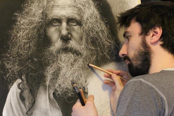 Поразительные картины Эмануэле Дасканио