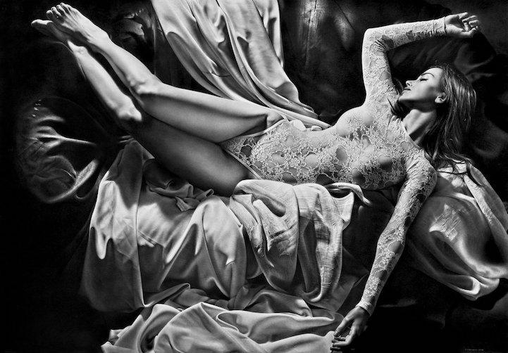 гиперреалистичные картины, гиперреализм, Эмануэле Дасканио, Emanuele Dascanio
