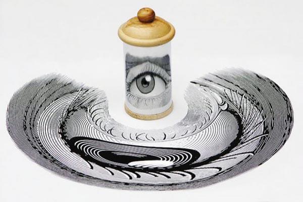 Бесподобные анаморфозные картины Иштвана Ороса