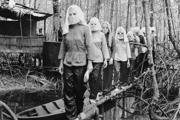 Редкие фотографии Вьетнамской войны