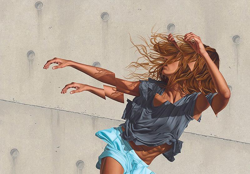 Современные художники-гиперреалисты