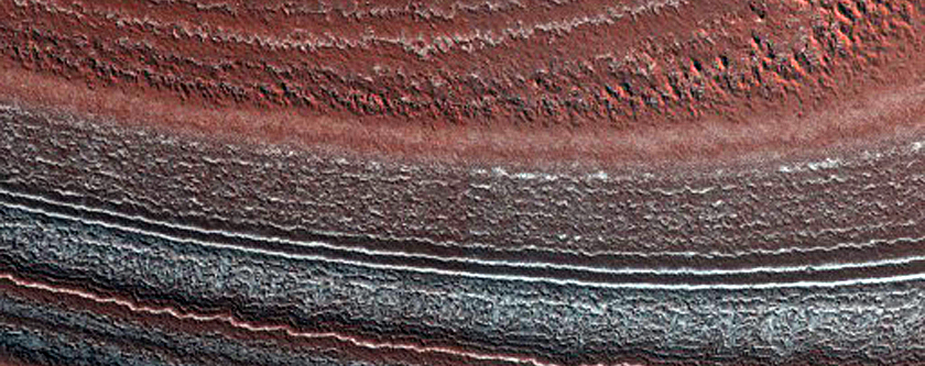 Снимки поверхности Марса