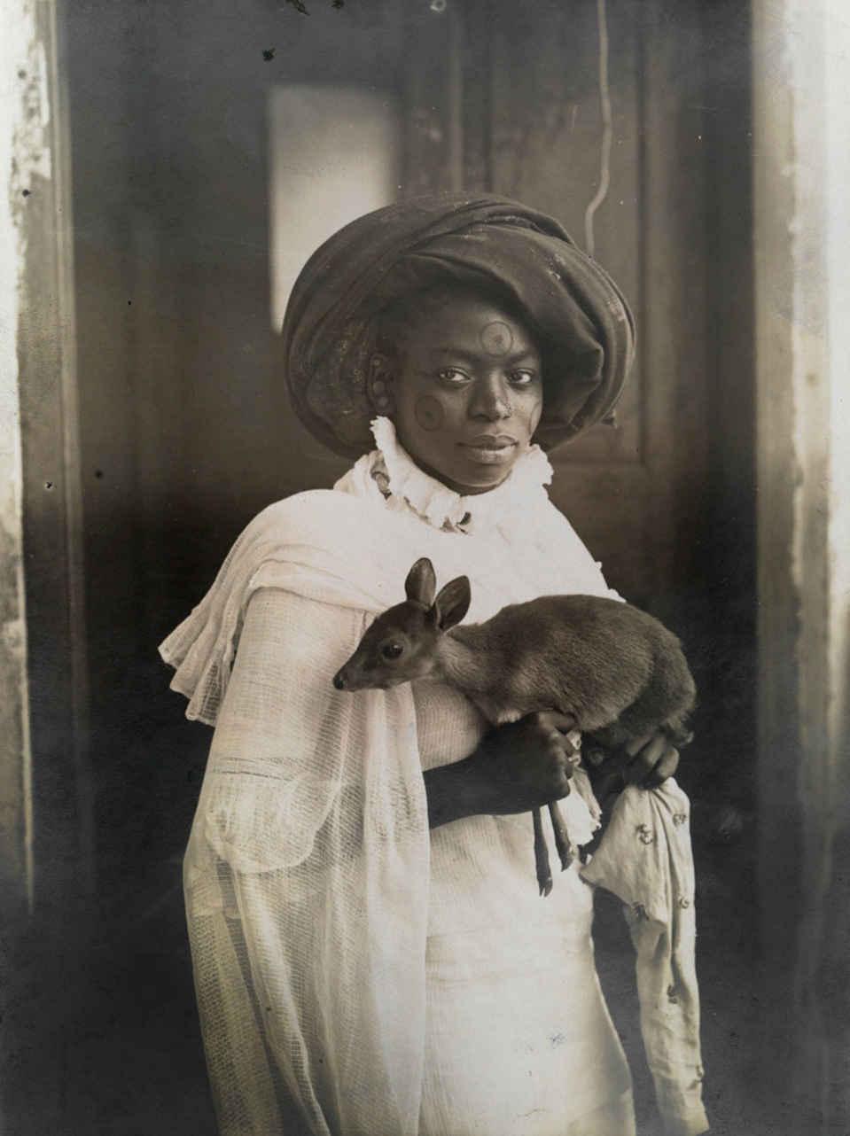 Фотографии из архива журнала National Geographic.