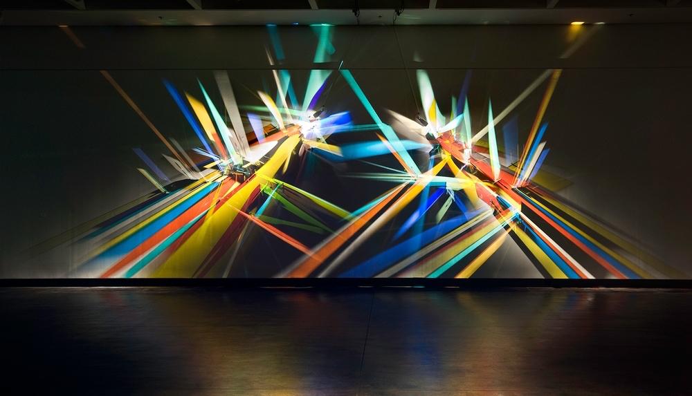 инсталляции, скульптуры из стекла, Стивен Кнапп, Stephen Knapp