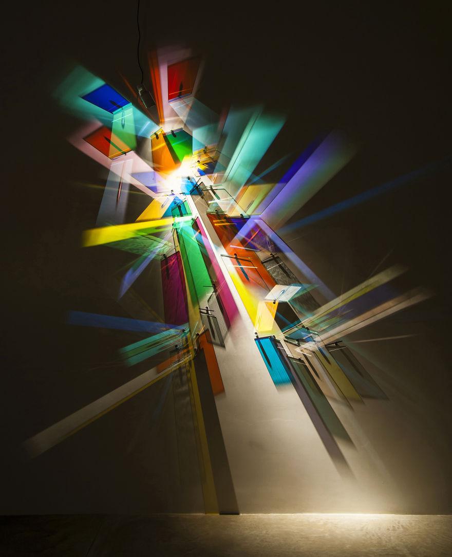 Световые картины Стивена Кнаппа (Stephen Knapp).