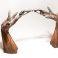Необыкновенные керамические скульптуры Кристофера Дэвида Уайта
