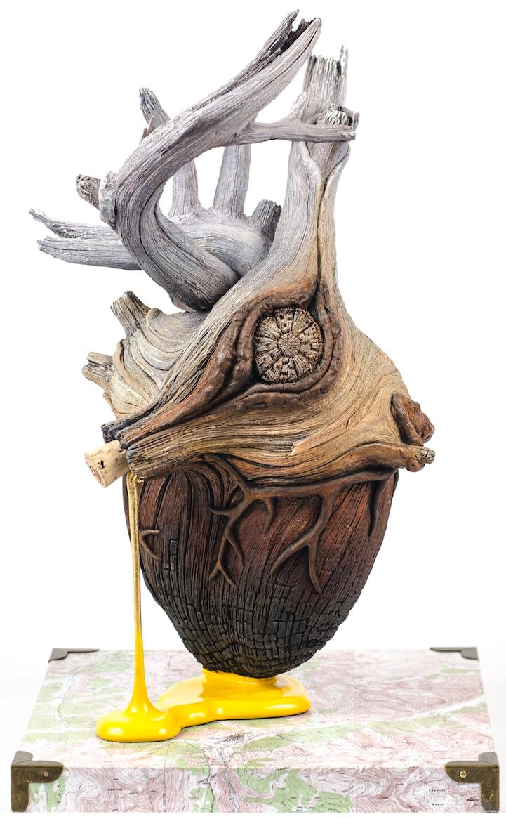 Керамические скульптуры, Кристофер Дэвид Уайт, Christopher David White