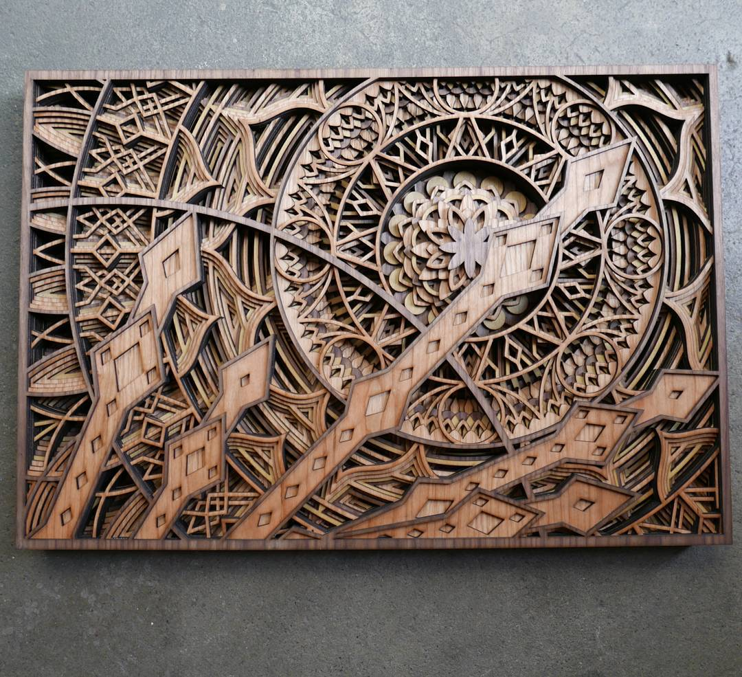 Резьба по дереву, Габриэль Шамa, Gabriel Schama