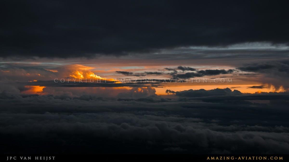 вид из кабины самолёта, фотографии, Amazing-Aviation