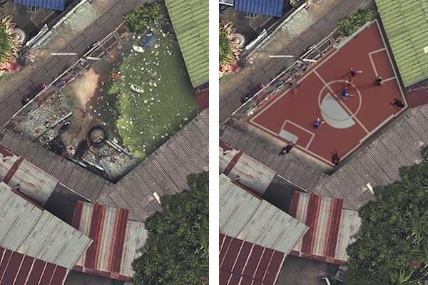 Благоустройство трущоб: умное использование пустующих пространств в Бангкоке