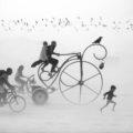 Сюрреалистичная атмосфера «Burning Man» в фотографиях Виктора Хабчи