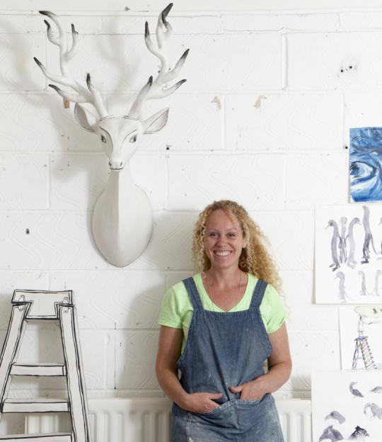 скульптуры из фарфора, Кэтрин Морлинг, Katharine Morling